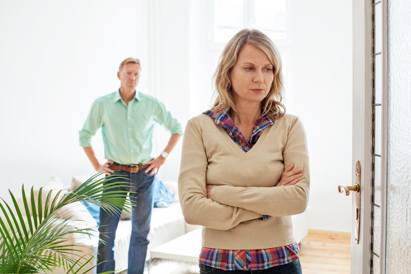 telling spouse you want a divorce